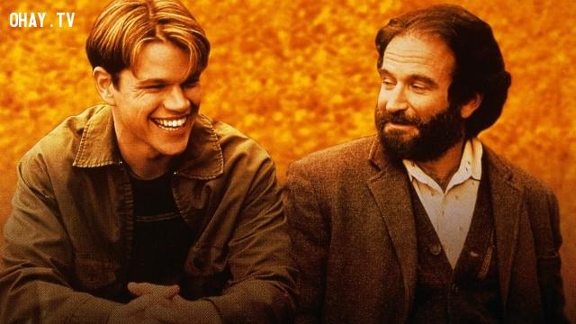 Good Will Hunting - Chàng Will Tốt Bụng (1997),phim hay,phim tình cảm,truyền cảm hứng