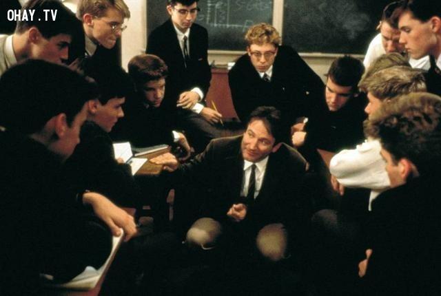 Dead Poets Society - Hội Cố Thi Nhân (1989),phim hay,phim tình cảm,truyền cảm hứng