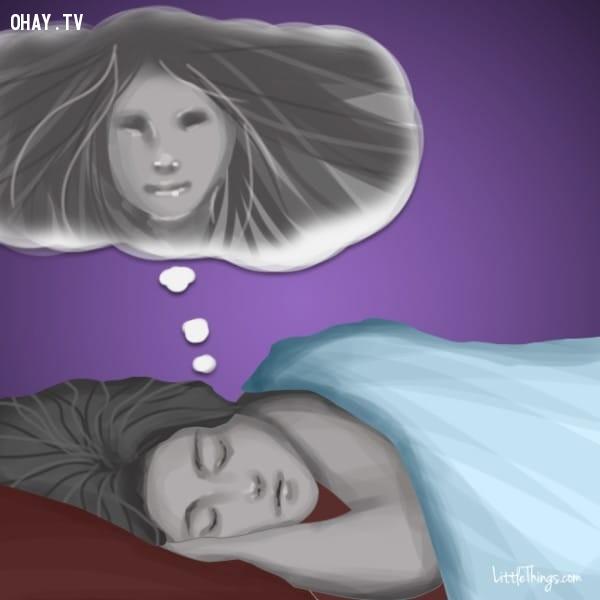 Mơ thấy họ,tâm linh,người đã chết,huyền bí,linh hồn người chết