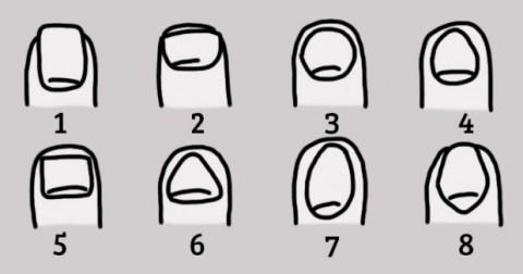 Hình dạng móng tay nói gì về tính cách của bạn?