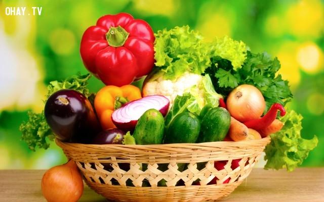 Các thức ăn sống đầy năng lượng cần cho sự sống,thức ăn,dinh dưỡng