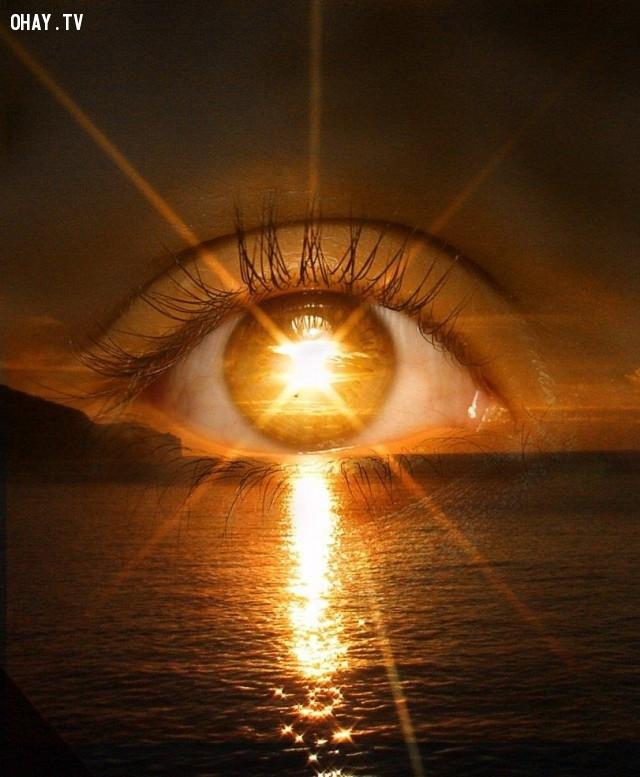 Đừng nhìn trực tiếp vào mặt trời,không gian,vũ trụ,những điều thú vị trong cuộc sống,khoa học vũ trụ