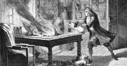 4 bí quyết ghi nhớ mọi thứ của Isaac Newton