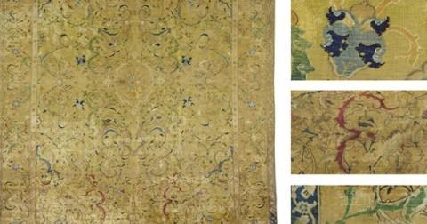 10 tấm thảm có mức giá xa xỉ nhất thế giới