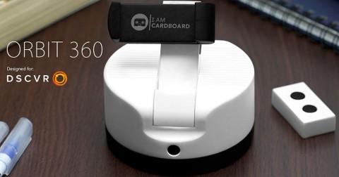 Orbit 360, trải nghiệm thực tế ảo ngay trên điện thoại của bạn