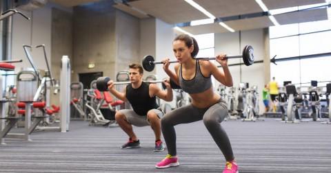 10 thứ đừng nên mặc trong phòng tập Gym.