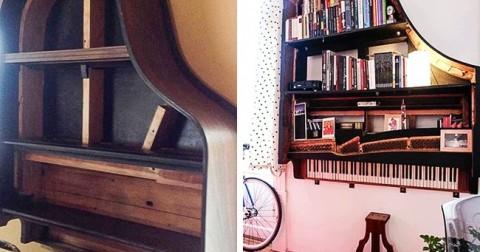 Hô biến những thiết bị nội thất cũ trở nên lung linh và lộng lẫy hơn