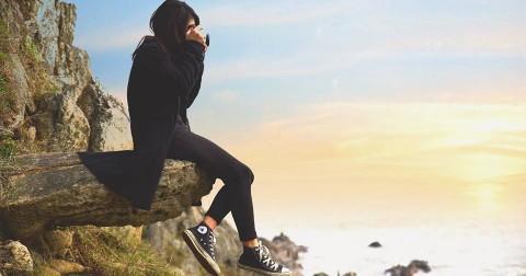 10 lưu ý cho các chàng khi hẹn hò với một cô nàng mê xê dịch