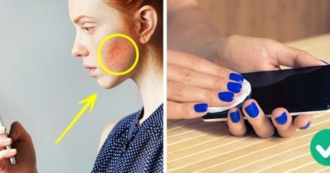 8 thói quen tuyệt vời tốt cho làn da của bạn
