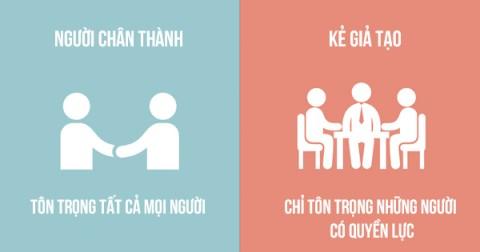 8 dấu hiệu loại người giả tạo trong văn phòng bạn nên tránh xa