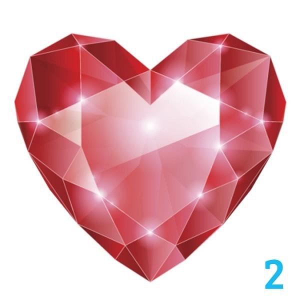 2. Hồng ngọc,trắc nghiệm vui,trắc nghiệm tính cách,đoán tính cách,đá phong thủy