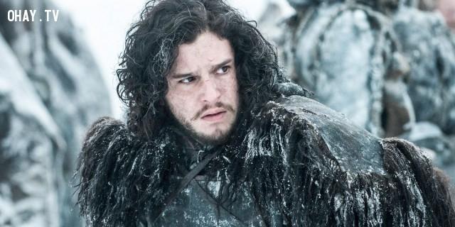 Jon Snow,trò chơi vương quyền,game of thrones