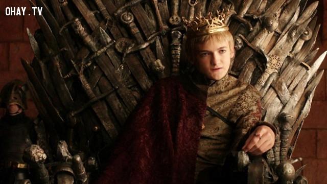 Joffrey Baratheon,trò chơi vương quyền,game of thrones