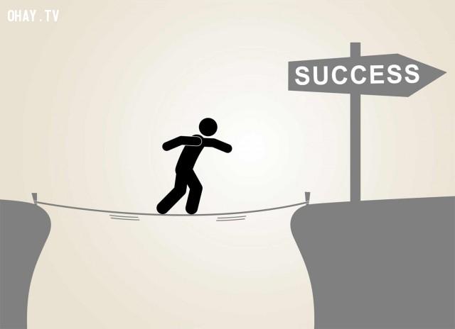 ,thất bại,thành công,cuộc sống