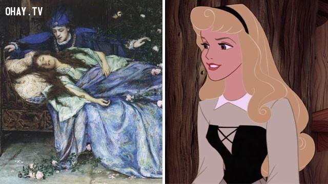 Người đẹp ngủ trong rừng,những điều thú vị trong cuộc sống,sự thật kinh dị,sự thật đáng sợ,có thể bạn chưa biết,phim hoạt hình