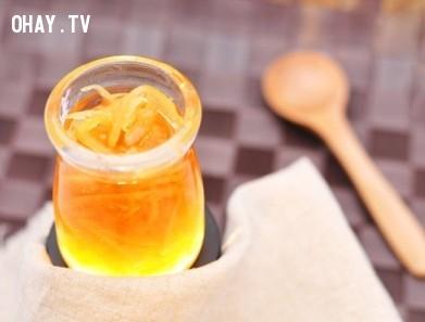 Trà bưởi mật ong,THỨC UỐNG,MẬT ONG