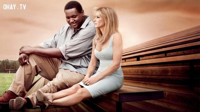 The Blind Side (Góc khuất),phim hay,phim ý nghĩa,tình yêu cuộc sống