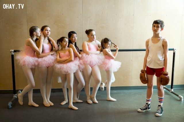 Billy Elliot,phim hay,phim ý nghĩa,tình yêu cuộc sống