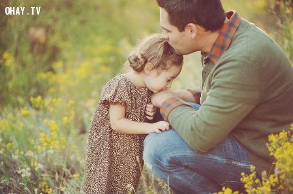 Cô ấy học được cách lắng nghe,lí do tại sao,bố và con gái,người vợ tuyệt vời,đàn ông,hôn nhân hạnh phúc