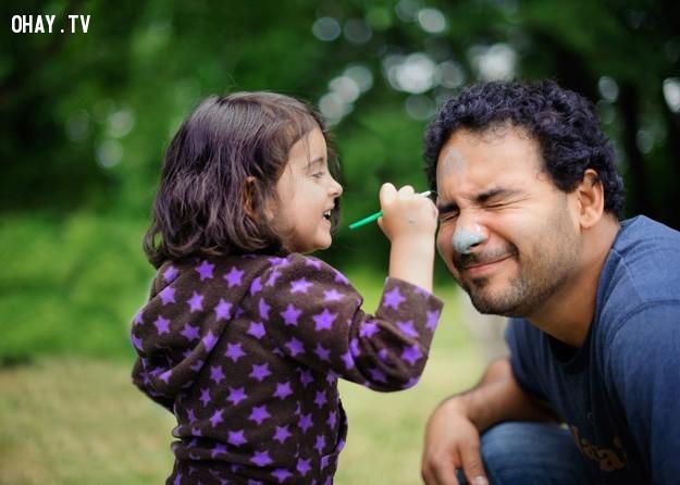 Nàng không ngại nếu phải làm những việc dơ bẩn,lí do tại sao,bố và con gái,người vợ tuyệt vời,đàn ông,hôn nhân hạnh phúc