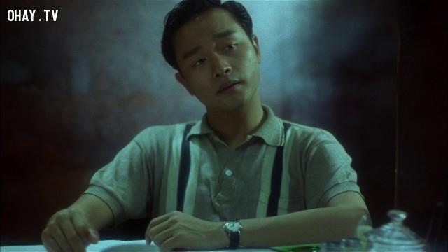 A Phi chính truyện,Days Of Being Wild,Trương Quốc Vinh,Leslie