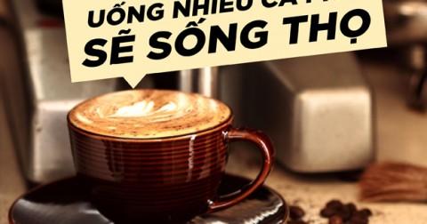 6 tác dụng của việc uống cà phê có thể bạn chưa biết