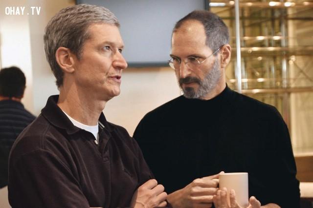 1. Một Apple hợp tác cởi mở hơn,Steve Jobs,Tim Cook,Apple