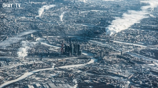 Moskva hậu tận thế,khoảnh khắc ấn tượng