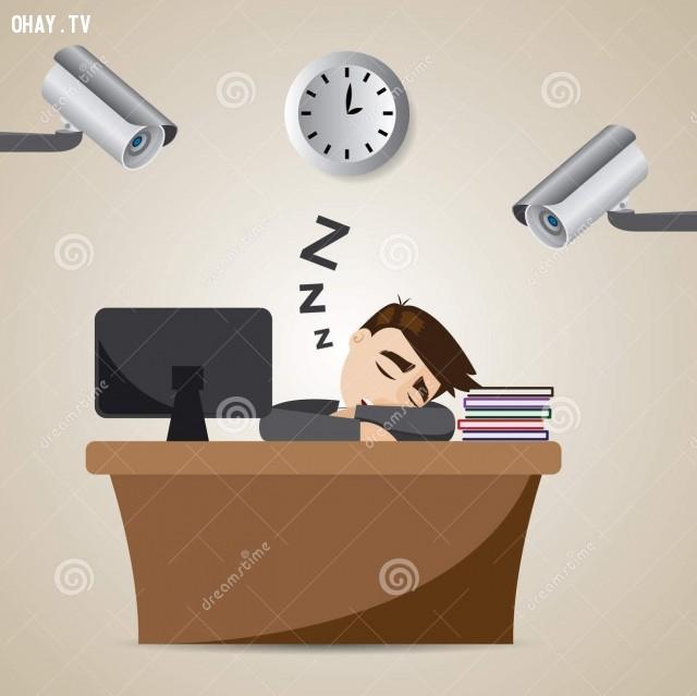 Sai lầm 2: Tôi có thể quen với việc ngủ ít,giấc ngủ,quan niệm sai lầm
