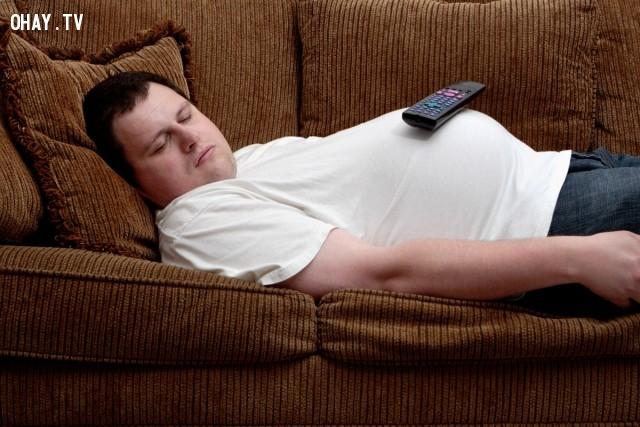 Sai lầm 5: Ngủ nhiều sẽ khiến tôi tăng cân,giấc ngủ,quan niệm sai lầm
