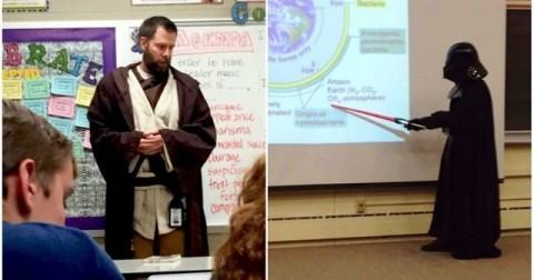12 bức ảnh thể hiện độ lầy bá đạo của các giáo viên