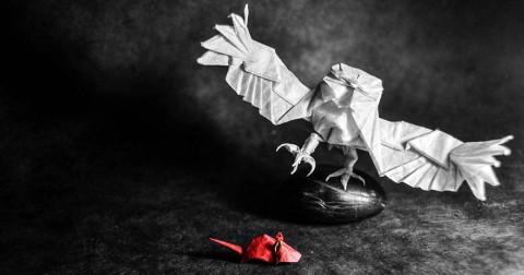 100+ mẫu Origami tuyệt đẹp của nghệ nhân gấp giấy Tây Ban Nha Gonzalo Calvo