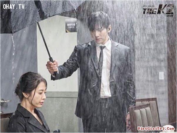"""Một phân cảnh """" soái ca"""" trong phim,Yoona,K2,Hàn quốc,hành động,ji chan wook"""