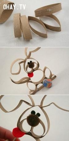9. Dùng để tạo đồ chơi ngộ nghĩnh cho con trẻ,lõi giấy vệ sinh,sáng tạo