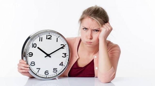 5. Mất kiên nhẫn ,căng thẳng,lo lắng,stress