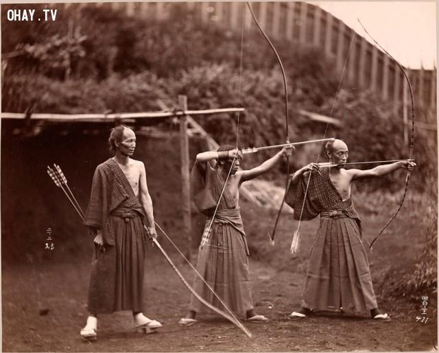 PHƯƠNG PHÁP NGẮM BẮN QUYẾT ĐỊNH TẤT CẢ,Động lực,Nghề nghiệp,mục tiêu,Zanshin,Zen in the Art of Archery,cung thủ