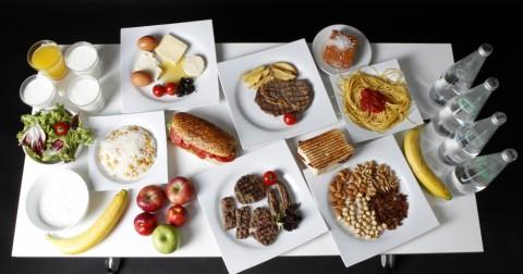Chế độ ăn uống 'đặc biệt' của các vận động viên Olympic