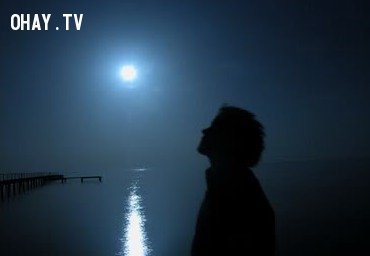 6.Lúc nhỏ đi dưới trăng, mình đi tới đâu trăng theo tới đó, còn nghĩ trăng là của mình cơ.,tuổi thơ,20 điều
