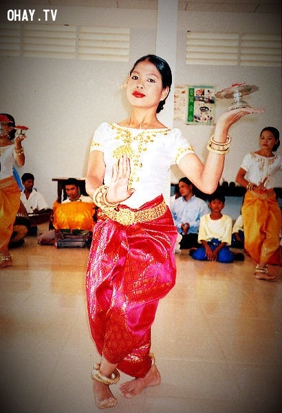 ,Người Khmer,Văn hóa khmer,canh xiêm lo,sampot,dolta,chol chnam thmay