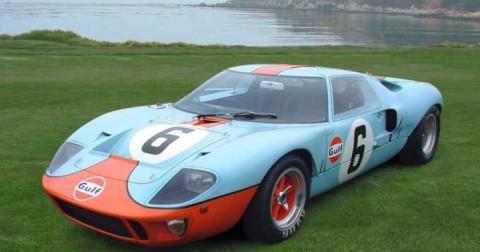 Top 8 thiết kế xe hơi kinh điển của mọi thời đại