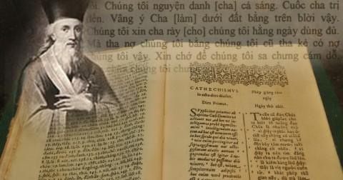 Chân dung của 'cha đẻ' chữ Quốc ngữ