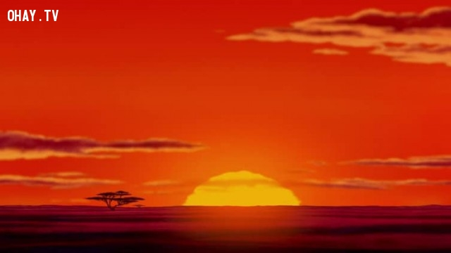3. Cảnh mở đầu được dự tính là một cuộc đối thoại giới thiệu các nhân vật nhưng cuối cùng đã được thay thế bằng ca khúc chủ đề Circle of Life.,vua sư tử,The Lion King,sự thật thú vị,những điều thú vị trong cuộc sống,phim hoạt hình Disney