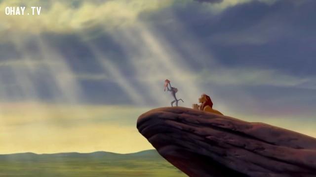 4. Lời bài hát thực sự được dịch là:,vua sư tử,The Lion King,sự thật thú vị,những điều thú vị trong cuộc sống,phim hoạt hình Disney