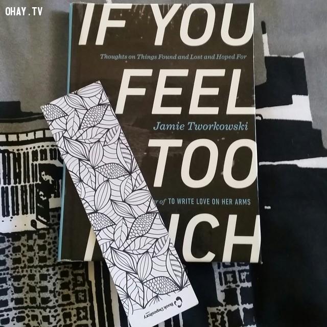 2. If You Feel Too Much,sách hay,ý nghĩa cuộc sống,sống đẹp,làm mới tâm hồn