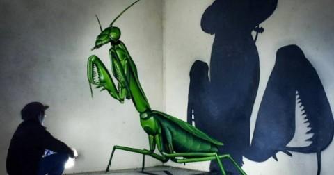 Ảo diệu nghệ thuật đường phố