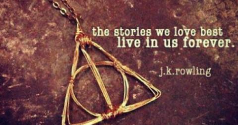 Những câu nói hay trong Harry Potter sẽ tiếp thêm sức mạnh cho bạn