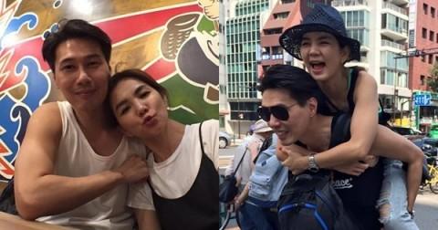 Đây là cách mà Ella - thành viên nhóm nhạc nổi tiếng Đài Loan S.H.E khoe tin vui