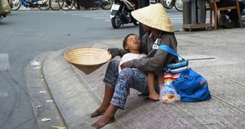 Vấn đề với vé số và nạn ăn xin ở Việt Nam