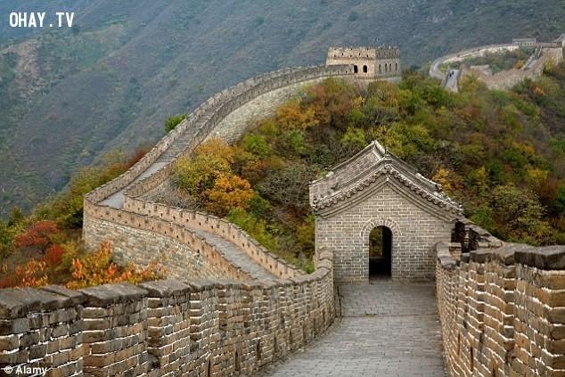 Vạn Lý Trường Thành:,du lịch trung quốc