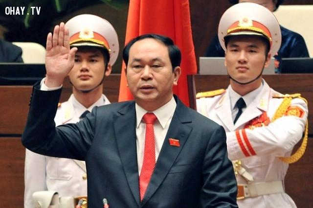 Chủ tịch nước ,lãnh đạo việt nam